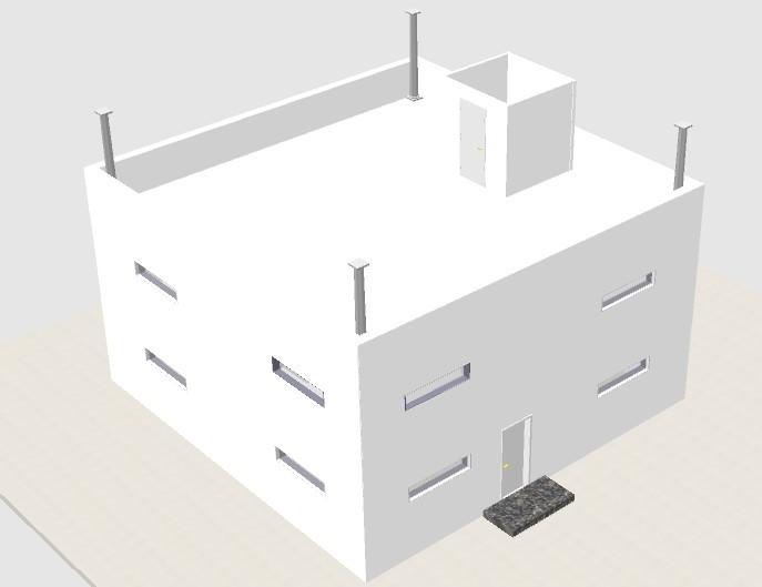 Roof access 3D