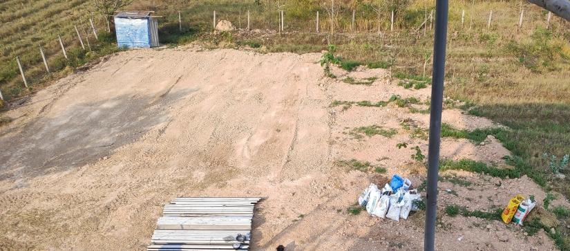 Flat Soil