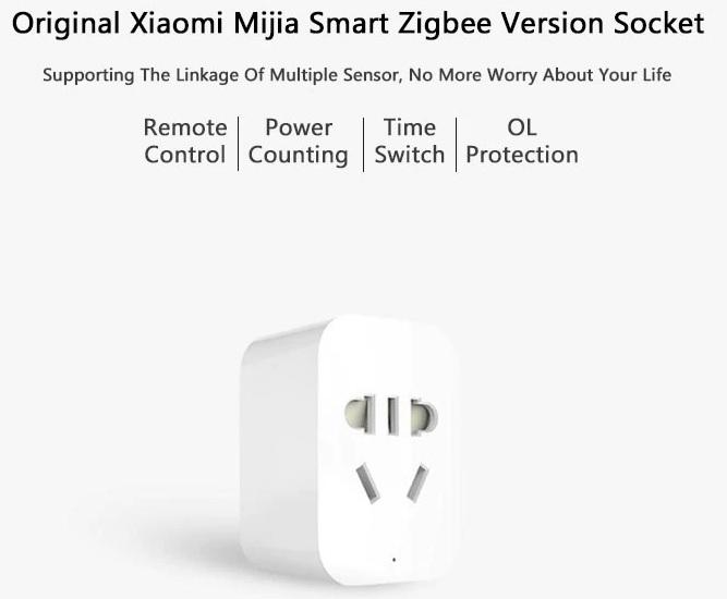 Xiaomi Smart WiFi Socket